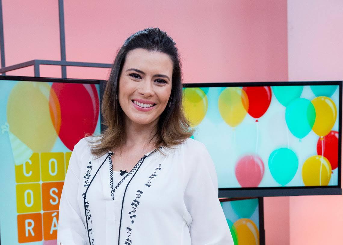Michelle Loreto é a nova apresentadora do 'Bem Estar'