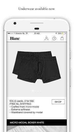 Blanc Apk Download 1
