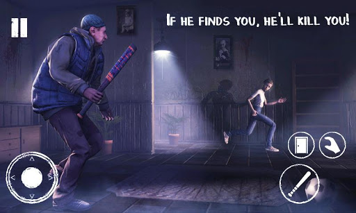 Emily's Quest - Granny Horror House Creepy Game apkdebit screenshots 4