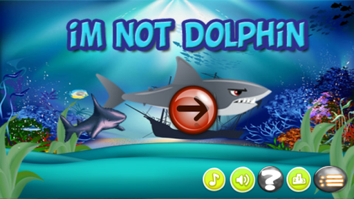 I am Not a Dolphin