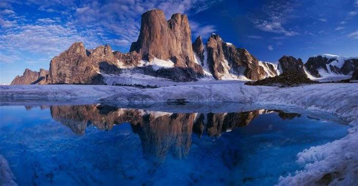 Đảo Baffin Canada