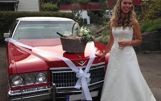 Cadillac Sedan DeVille Rent Aust-Agder