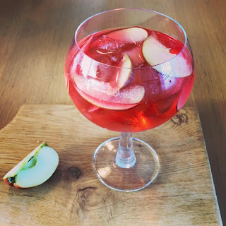 Festive Cranberry Infused Gin Recipe
