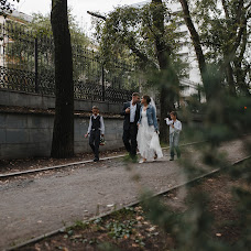 Wedding photographer Viktoriya Krauze (Krauze). Photo of 10.12.2018