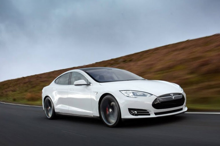 Rent A Tesla In San Francisco From Hour - A tesla