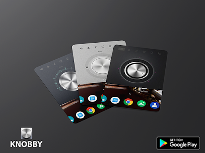 Knobby free – knob volume control – volume widget Apk Download for Android 1
