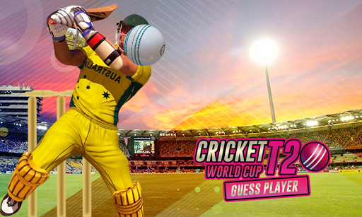 Cricket T20 World Guess Player