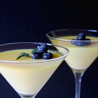 Vanilla Mousse With Gelatin Recipes.