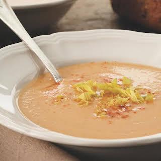 Hungarian Apple Soup.