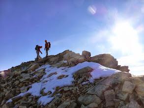 Photo: Au sommet du Phillipsfjellet