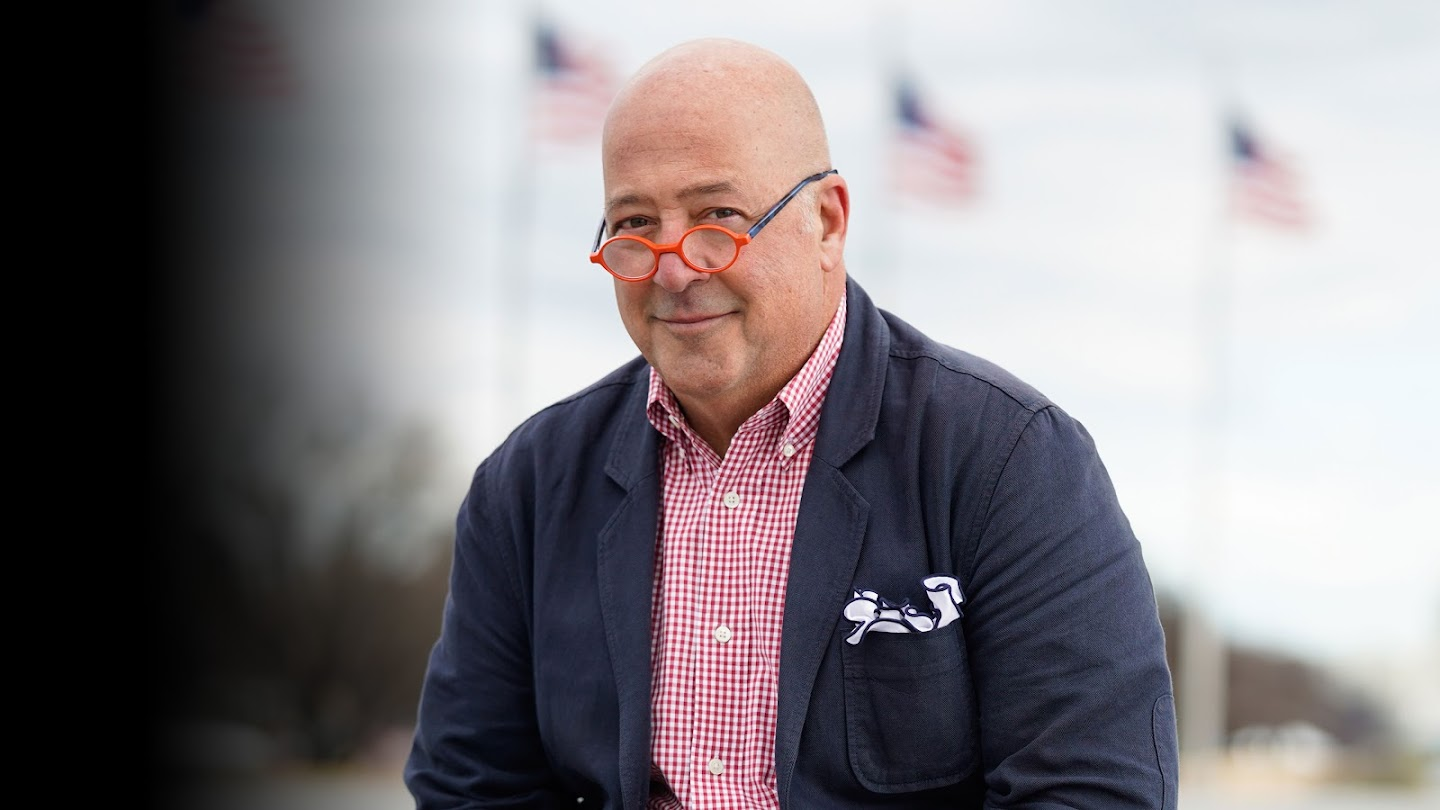 What's Eating America With Andrew Zimmern