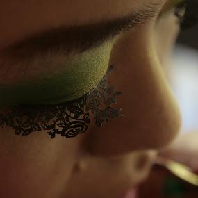 Eyelash by Idham Nurrakhman - People Body Parts ( body parts, eyelash )