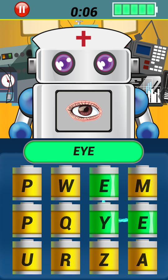 Spell Bot- screenshot