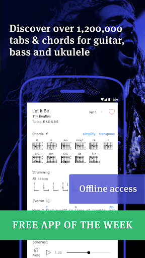 Download Ultimate Guitar Tabs & Chords Google Play softwares ...