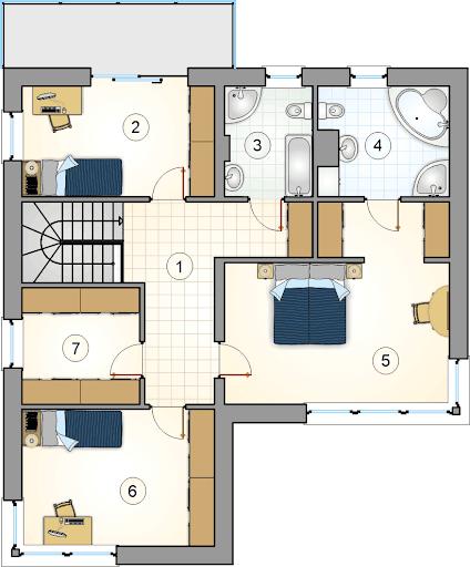 Karioka - Rzut piętra