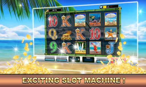 Slot Machine Vacation Paradise screenshots 1