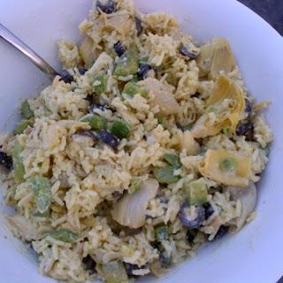 Rice Salad Mayonnaise Recipes.