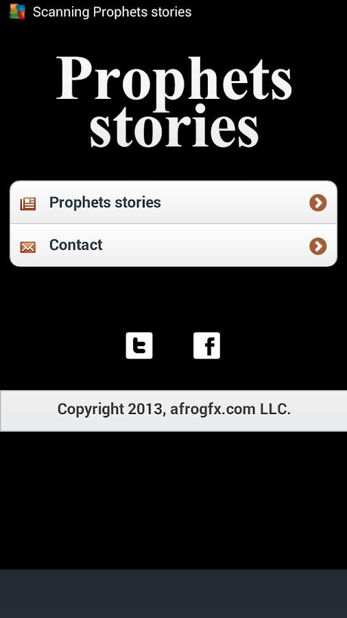 stories of the prophets The story of the prophet aadam (عليه السلام) audios courtesy of markazsalafi reading – may allah reward them.