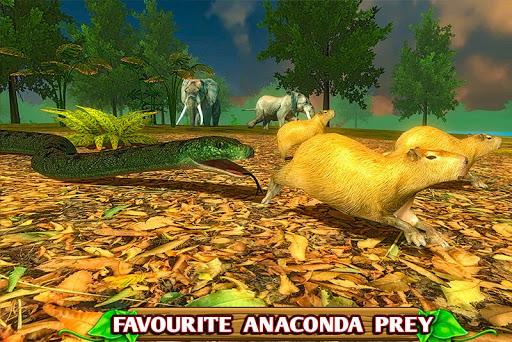 Code Triche Simulateur de serpent furieux APK MOD screenshots 3