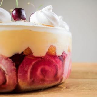Strawberry Cherry Trifle Recipes