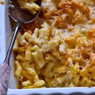 Cauliflower Macaroni Cheese