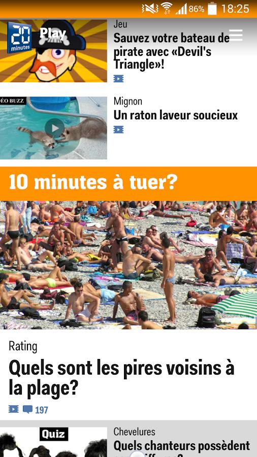 20 minutes (CH)- screenshot