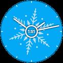 FitFlake (Snowflake Watchface) icon