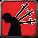 100 Swords Dumb Hero : Tap Die icon
