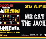 My Gineration: Mr Cat & The Jackal : Bohemia, Stellenbosch