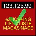 eShopping List