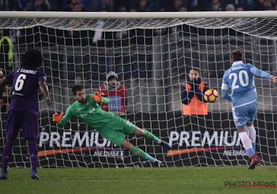Lucas Biglia knalt Lazio vanop de stip een ronde verder