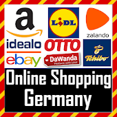 Online Shopping Germany - Germany Shopping icon
