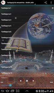Tambayoyin Sheikh Jafar Mahmud - náhled
