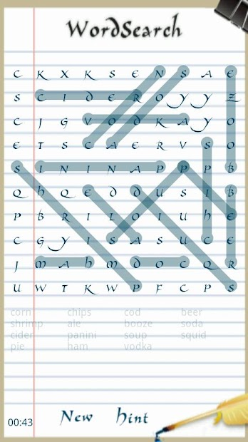 Word Search Unlimited screenshot 2