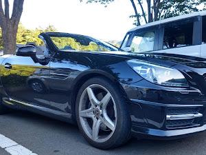 SLK R172 SLK200 AMGスポーツパッケージ 2014年式のカスタム事例画像 もりぃさんの2019年06月16日17:24の投稿