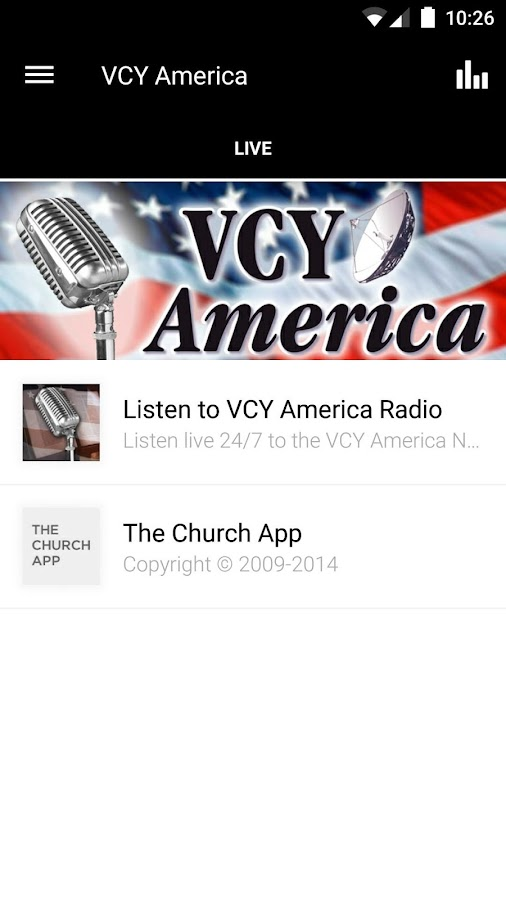 VCY On The Go- screenshot