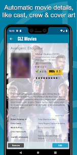 CLZ Movies – catalog your DVD / Blu-ray collection 2