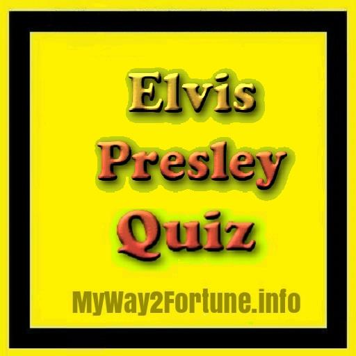 How Well Do You Know Elvis- screenshot