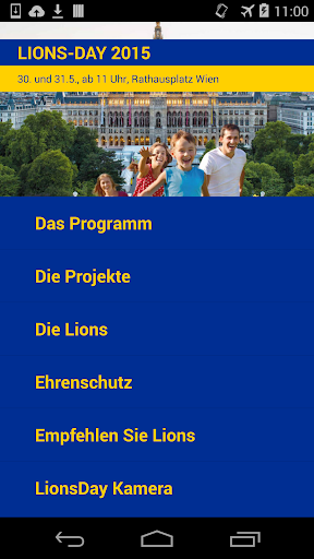 Lions Day 2015