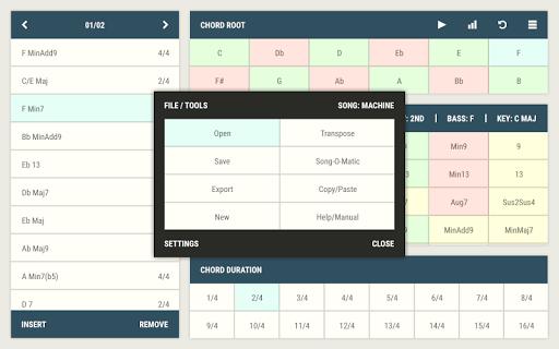 Chordbot Lite screenshot 11