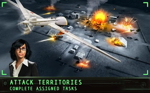 Drone Shadow Strike Screenshot