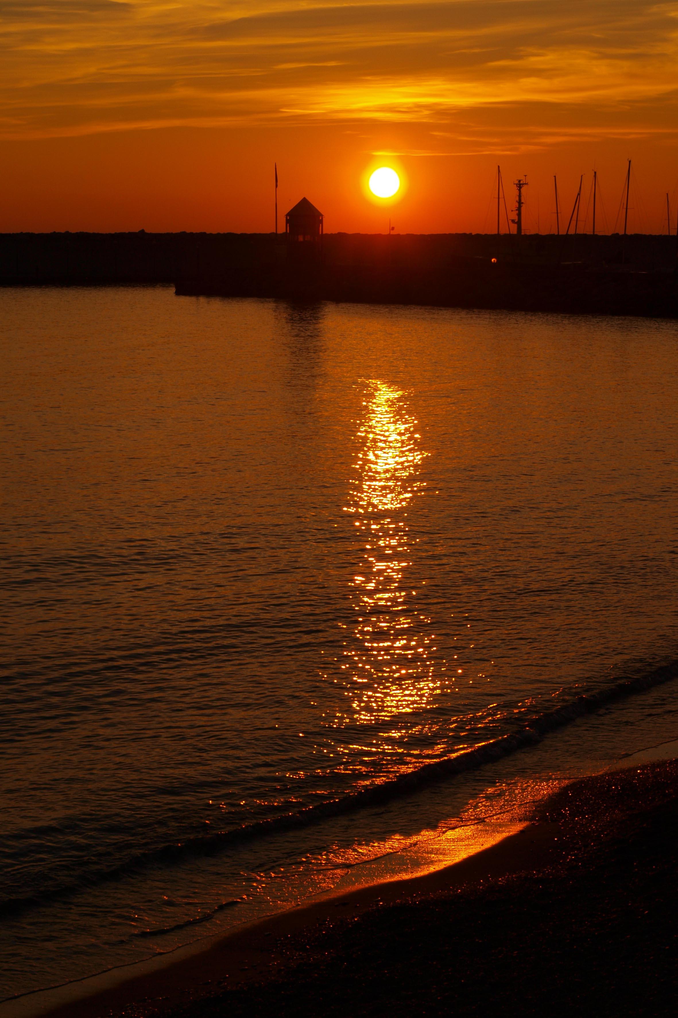 Tramonto al mare  di Sonia Massa Fotografo