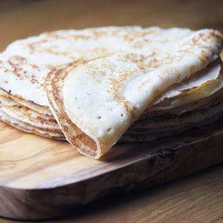 Paleo Tortilla Wraps.