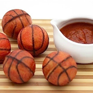 Basketball Calzones