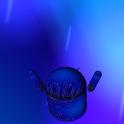 ICS Phase 3D Wallpaper Lite icon