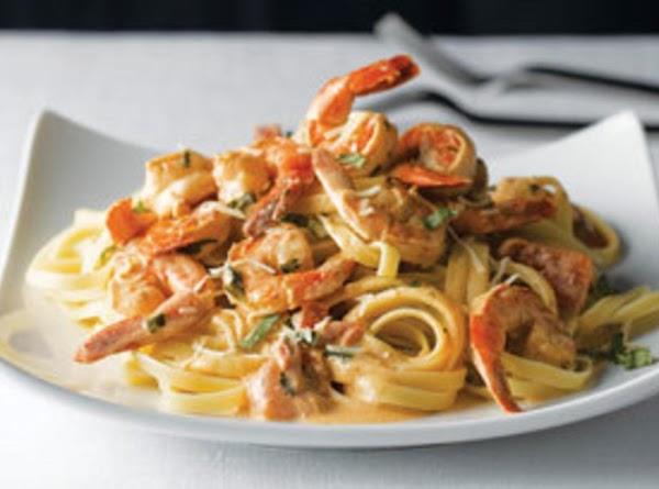 Easy Shrimp & Pasta For Recipe 2