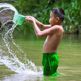 by Kesuma Wijaya - Babies & Children Children Candids