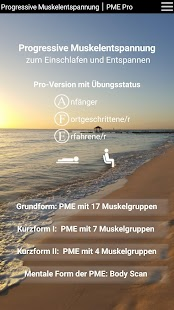 Progressive Muskelentspannung - PME Pro - náhled
