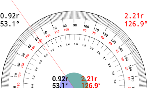 Protractor 7.0 Android Mod APK 2