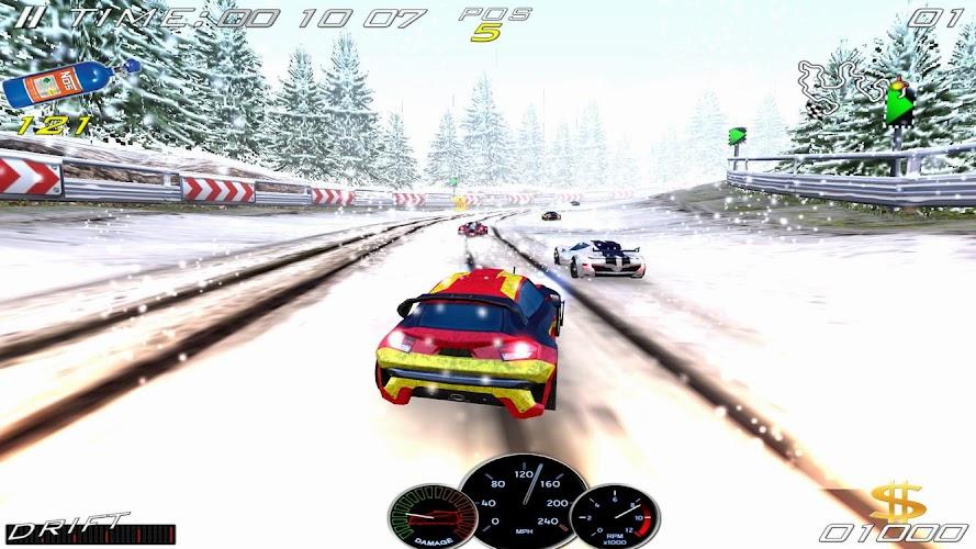 Speed Racing Ultimate 4- screenshot
